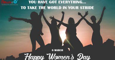 Interantional Women's DSay