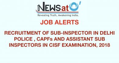 newsato job alert delhi police