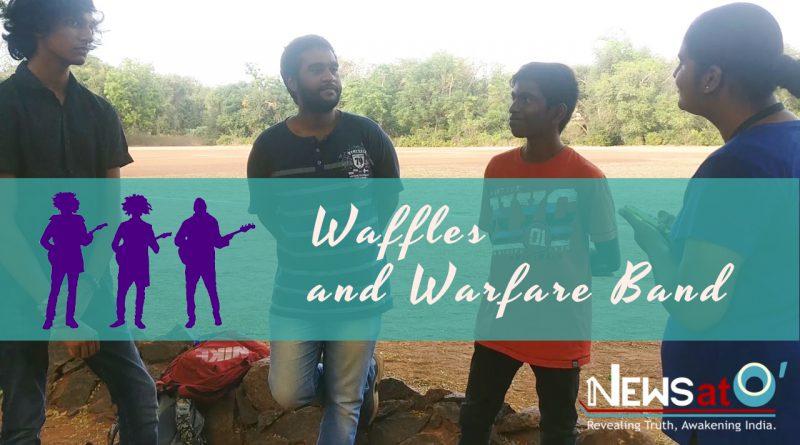 waffles and warfare