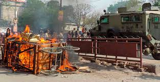 Communal-clash-exploded-in-a-town-of-Bihar