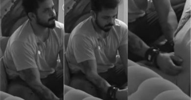 Sreesanth-using-mobile-in-Bigg-Boss-house