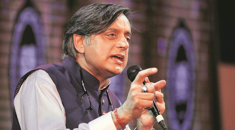 Tharoor introduced 'Marriage Rape' as a crime