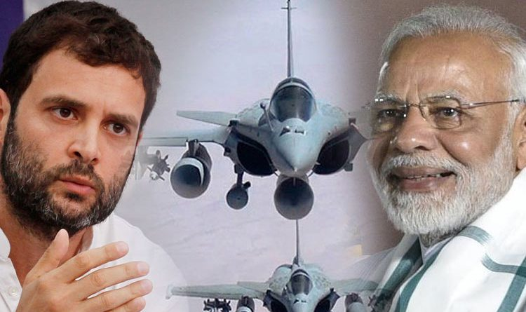 Modi-government-signed-deal-for-36-Rafale-jets