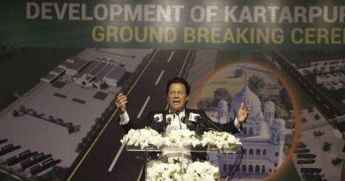 Imran Khan said that 'Kartarpur Corridor' is not a 'GOOGY'