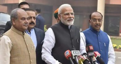 Modi-addressed-the-press-on-the-winter-session-of-Parliament