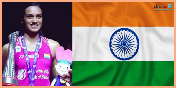P.V. Sindhu Strikes Gold This Time in the BWF Finals!