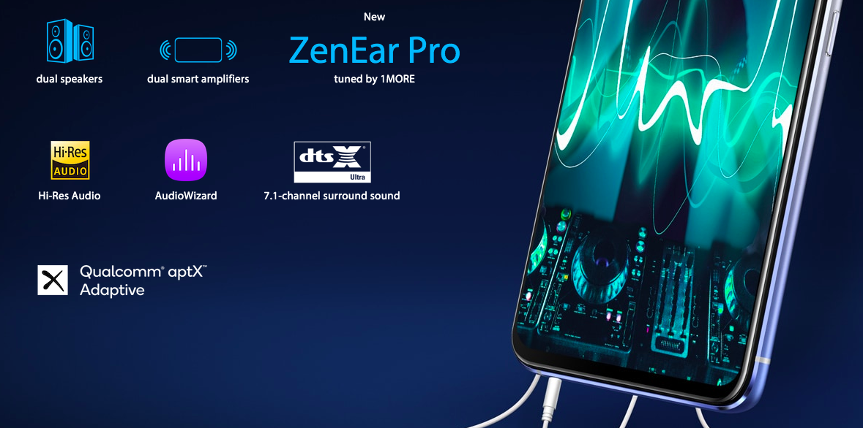 zenfone6 audio