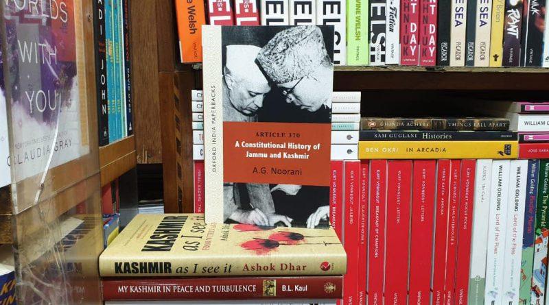 books on kashmir
