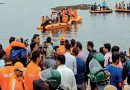 At least 8 died in capsized boat carrying 60 tourist in flooded Godavari River in AP