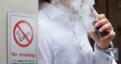 Central Government announces ban on E-cigarettes with immediate effect