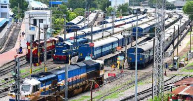 Government announced a productivity bonus equivalent to 78 days' wages for railway employees