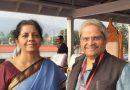 वित्तमंत्री सीतारामन के पति बोले: नेहरू को कोसना छोड़ राव-मनमोहन की नीतियों को गले लगाए मोदी सरकार